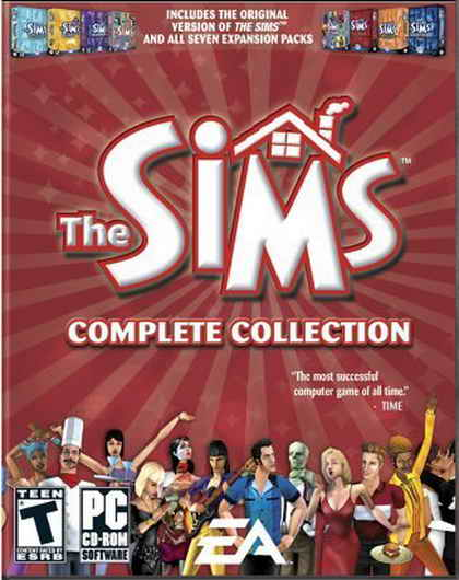 The Sims Collection (2DVD)
