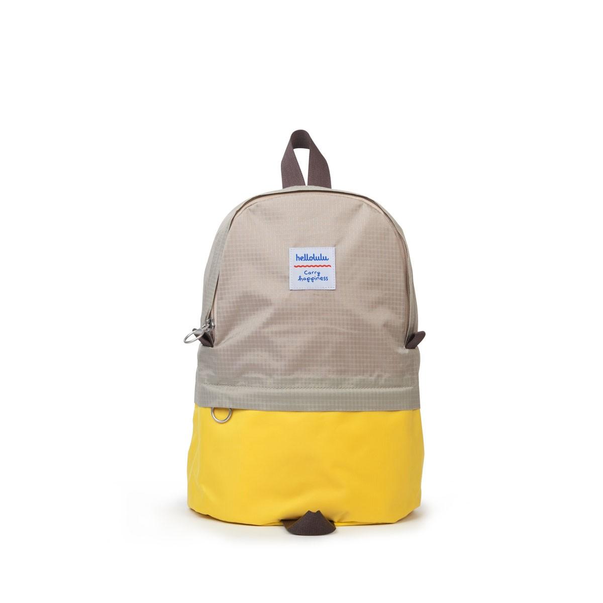Hellolulu กระเป๋าเด็ก รุ่น PILI - GRAY/YELLOW