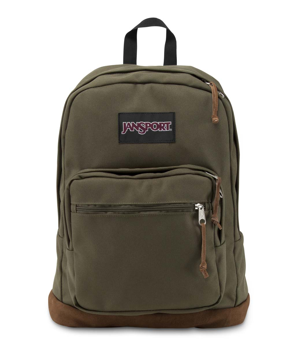 JanSport Right Pack - Green Machine