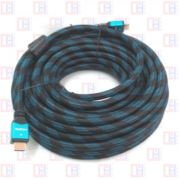 HDMI ยาว 15 เมตร ยี่ห้อ ANGLE BLUE