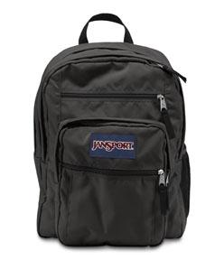 JanSport กระเป๋าเป้ รุ่น Big Student - Forge Grey