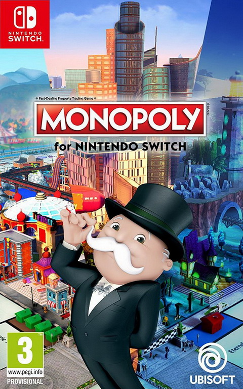 Switch- Monopoly