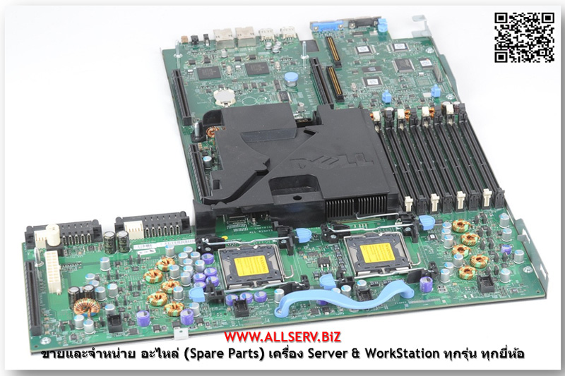JD6X3 [ขาย,จำหน่าย,ราคา] Dell System Board 2-Socket LGA1155 W/O CPU PowerEdge R410