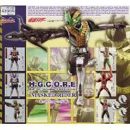 โมเดลไอ้มดแดง P-3 เวอร์ชั่น B มี 6 แบบ (HGcore Masked Rider)