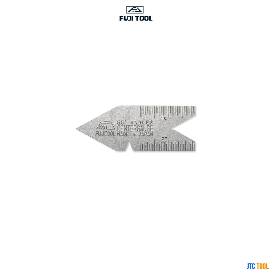 หางปลาวัดองศา - CENTER GAUGE (652) Fuji tool