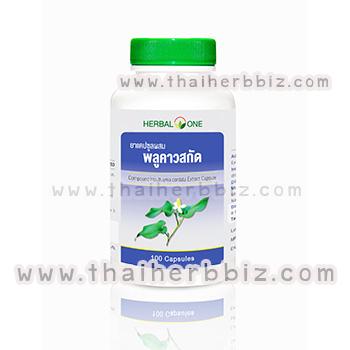 ยาแคปซูลผสมพลูคาวสกัด อ้วยอันโอสถ เฮอร์บัลวัน Herbal One