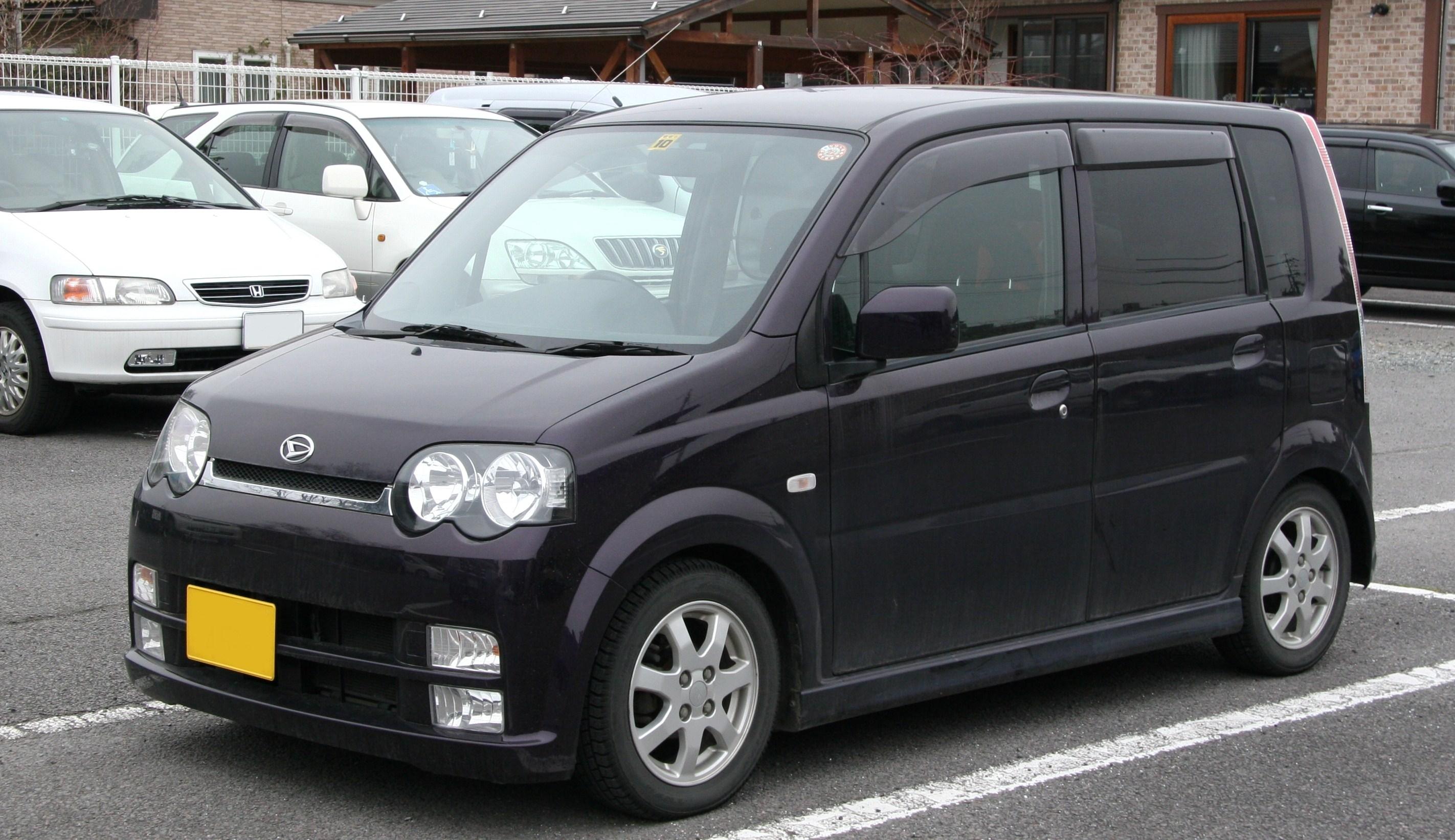 หนังสือ wiring diagram รถยนต์ daihatsu move ทั้งคัน ปี 2002 ( ef-ve,ef-det, jb-det )