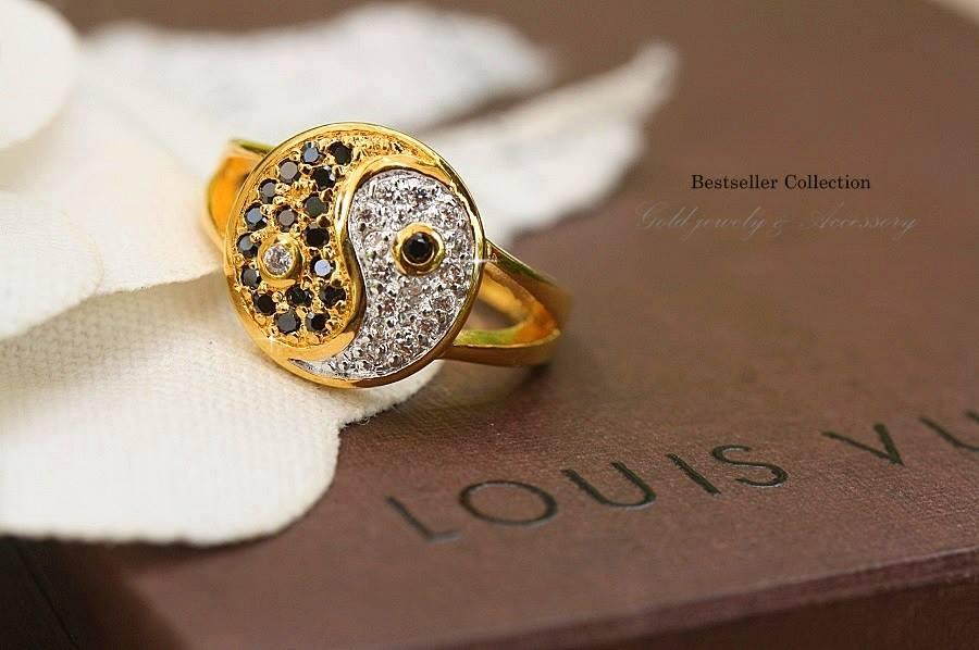 แหวนหยินหยางหนุนดวงชะตา