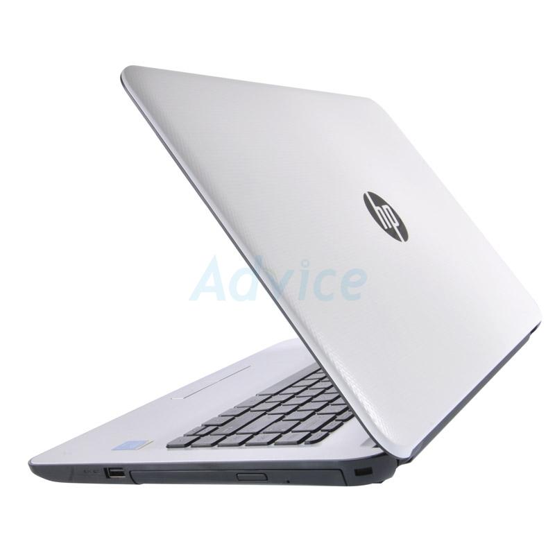 Notebook HP 14-ac101TU (White)
