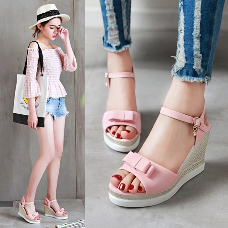 Preorder รองเท้าแฟชั่น สไตล์ เกาหลี 33-43 รหัส 9DA-2245