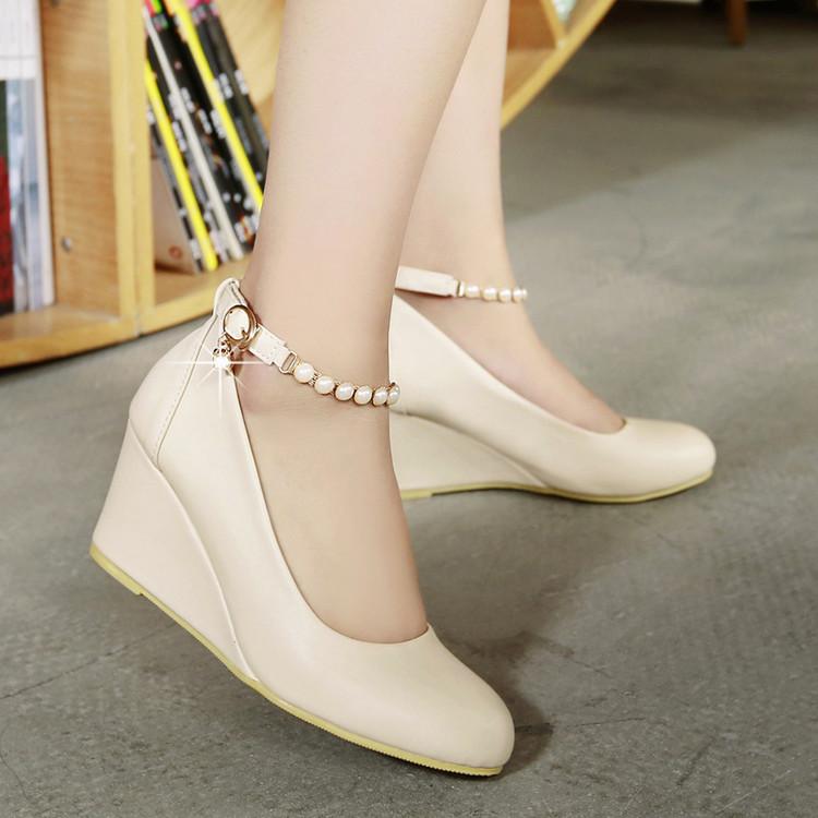 Preorder รองเท้าแฟชั่น สไตล์เกาหลี 33-43 รหัส N5-7762
