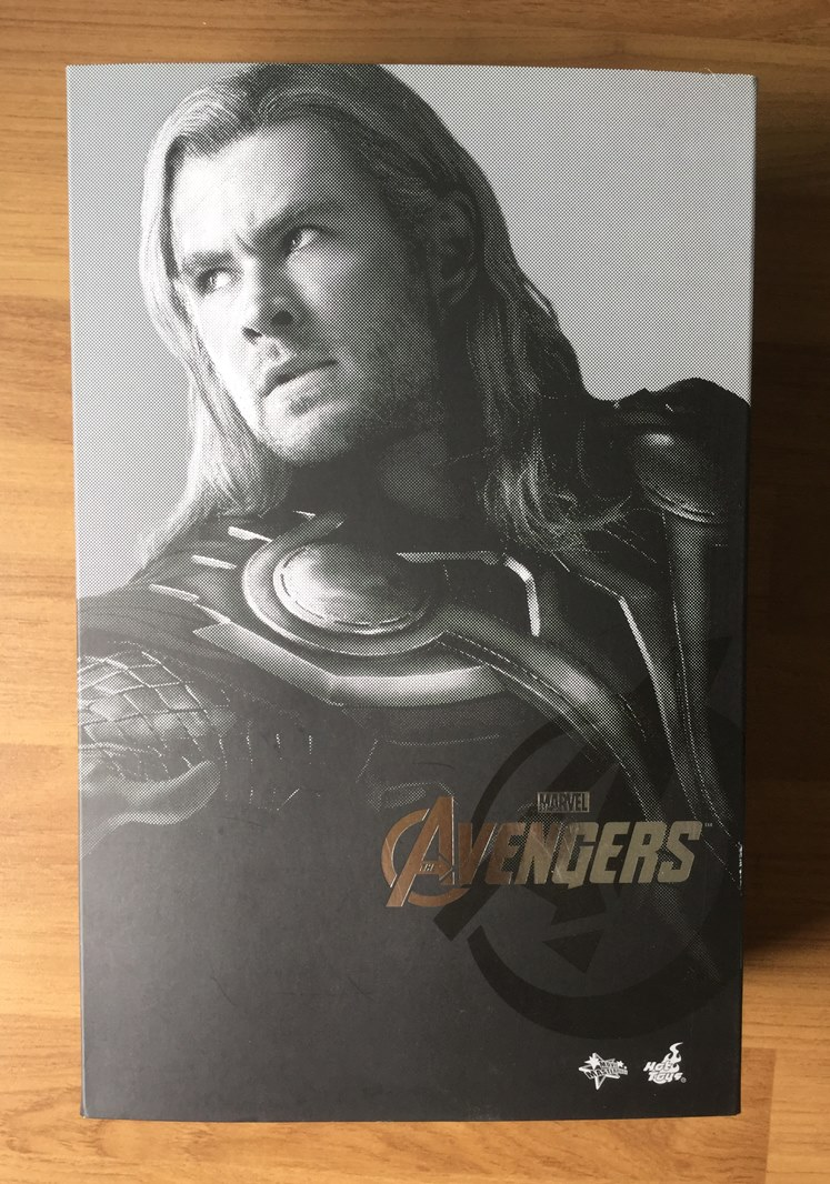 Hot Toys Thor The Avenger มือสอง