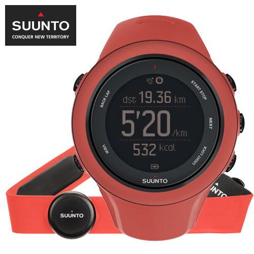 นาฬิกา Suunto Ambit3 Sport #Coral