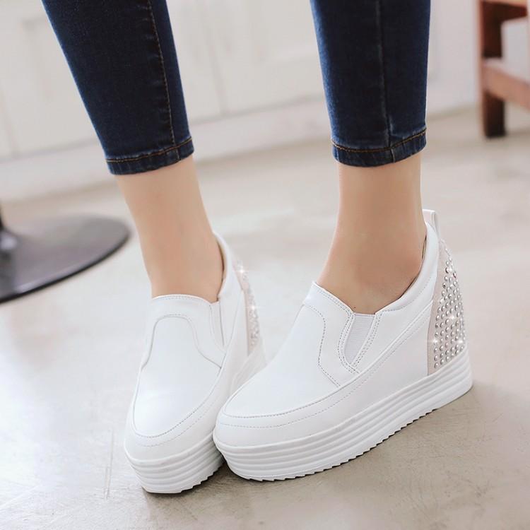 &#x2764 Preorder &#x2764 รองเท้าแฟชั่น สไตล์เกาหลี 32-43 รหัส 9DA-2591