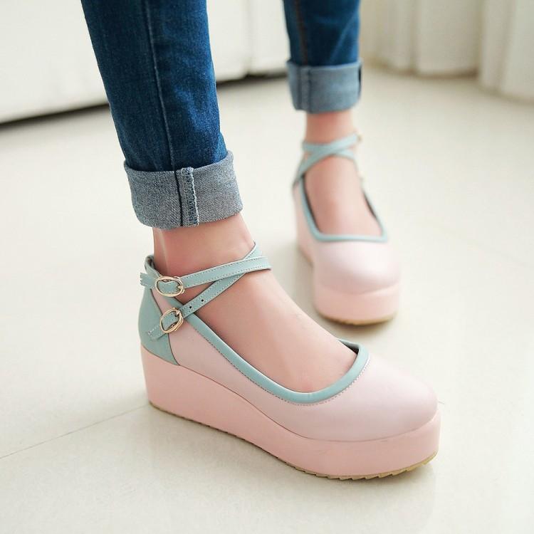 Preorder รองเท้าแฟชั่น สไตล์เกาหลี 33-43 รหัส 9DA-5057