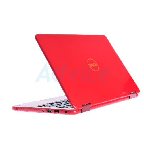 Notebook Dell Inspiron N3168-W56631202TH (Red) Touch