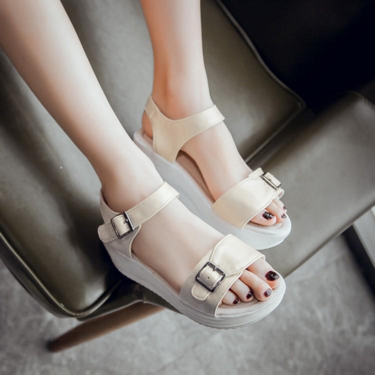 Preorder รองเท้าแฟชั่น สไตล์เกาหลี 33-43 รหัส 9DA-1563