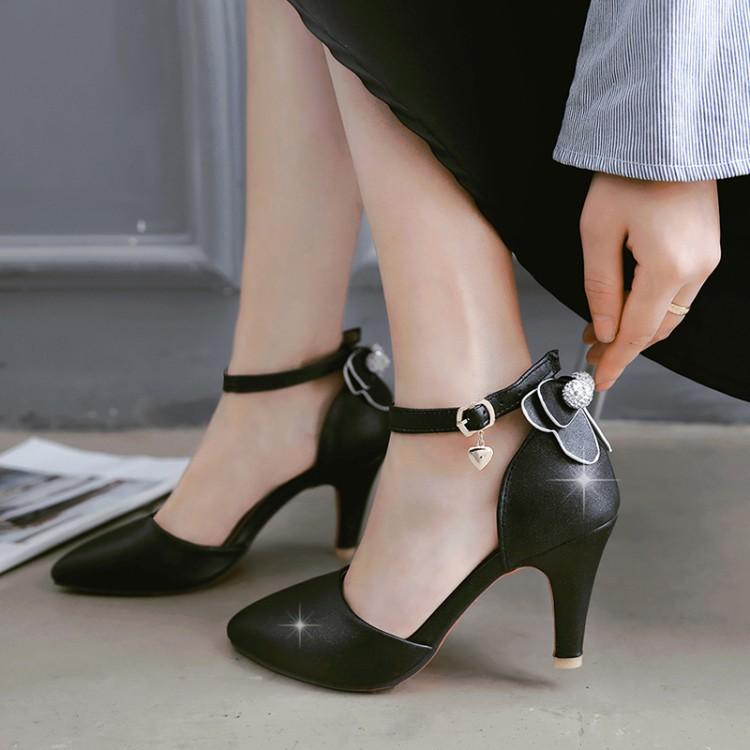 Preorder รองเท้าแฟชั่น สไตล์ เกาหลี 31-43 รหัส 9DA-8723