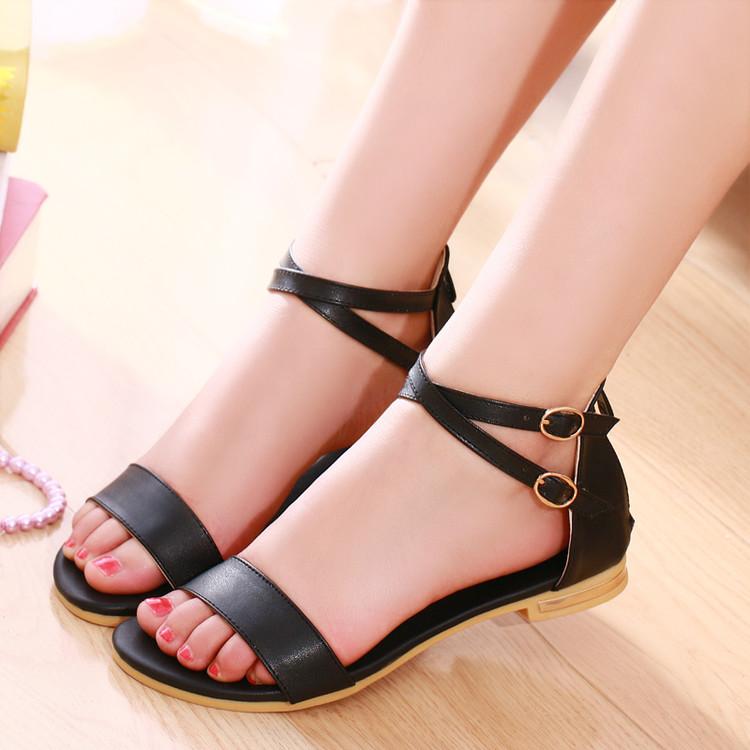 Preorder รองเท้าแฟชั่น สไตล์เกาหลี 33-43 รหัส 9DA-0943