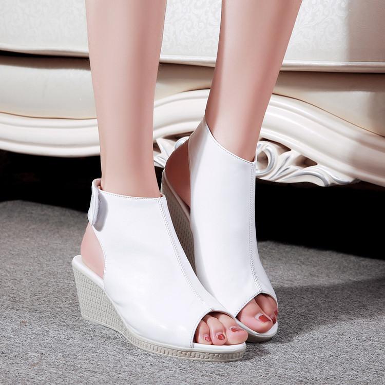 Preorder รองเท้าแฟชั่น สไตล์เกาหลี 34-39 รหัส C-8573