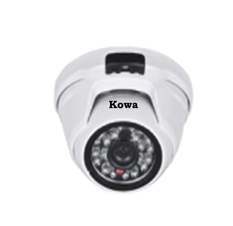 KW-AHD 504 AHD-Dome (Metal Case)