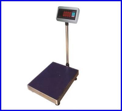 เครื่องชั่งดิจิตอล ตาชั่งดิจิตอล เครื่องชั่งแบบวางพื้น Digital Scale T7E platform scale 60kg/10g พร้อมช่องสัญญาณ RS-232C (ผ่านการตรวจรับรอง)