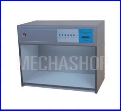 ตู้ตรวจเช็คสี เครื่องตรวจสี เครื่องเช็คสี Color Matching Cabinet 5 light sources: D65 TL84 UV F CWF Size:71*42*57cm Customizable Color Assessment (Make to order 2 week)