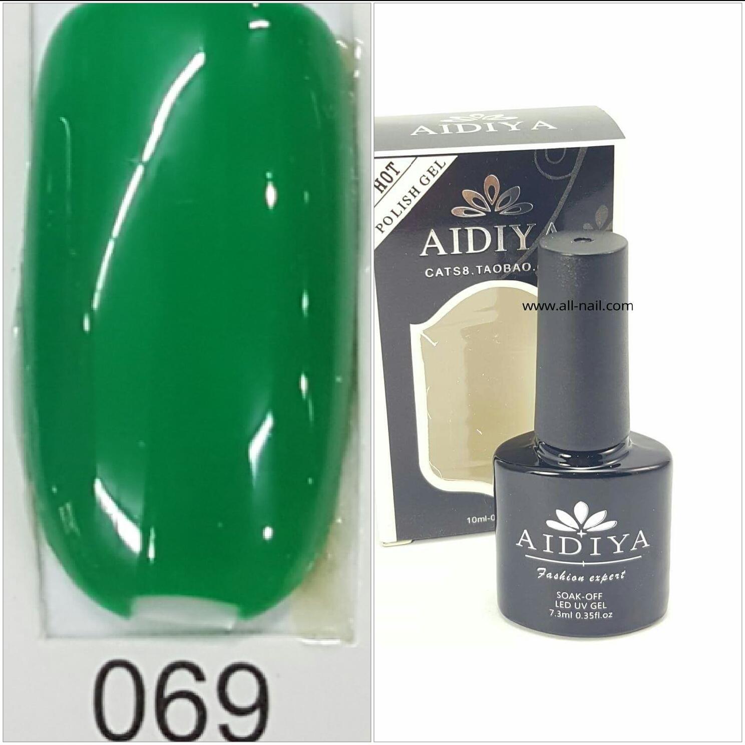 สีเจลทาเล็บ AIDIYA #069