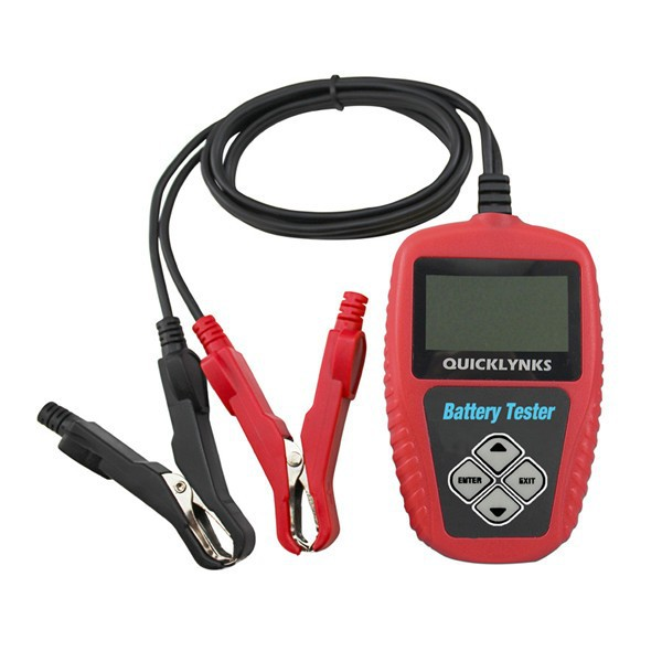 แบบส่งช้าBA102 Motorcycle 12V Battery Tester