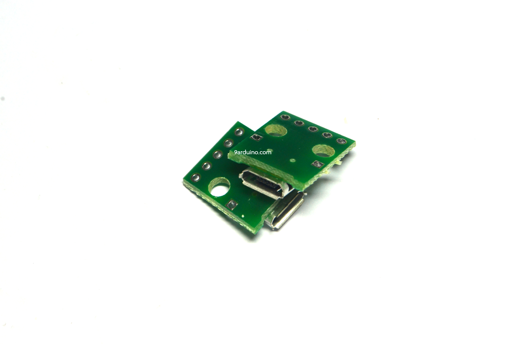 Micro USB socket USB plug A Female (PCB)