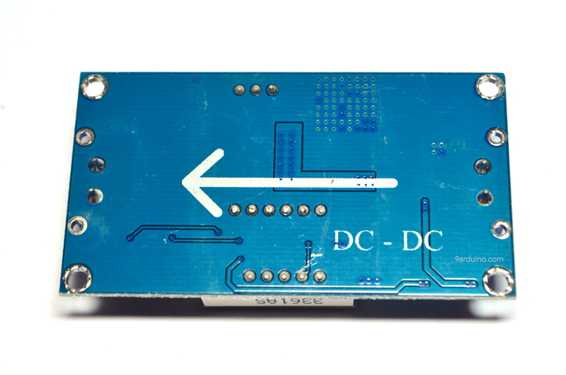 Module DC-to-DC Step down Converter LM2596 (3A)
