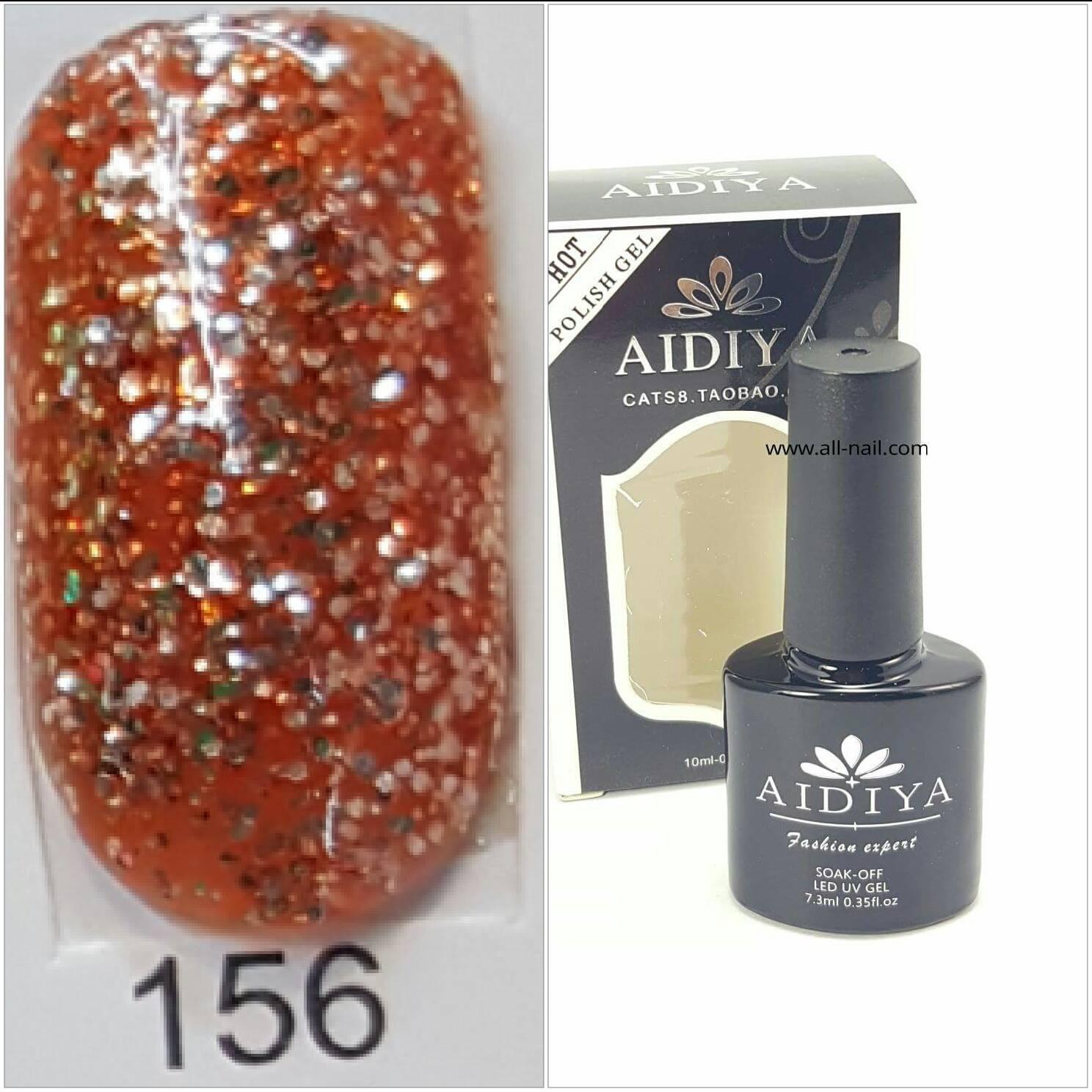 สีเจลทาเล็บ AIDIYA #156