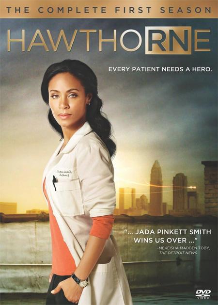 Hawthorne Season 1 / ฮอว์ทอร์น คุณแม่คนแกร่ง พยาบาลคนเก่ง ปี 1 / 3 แผ่น DVD (บรรยายไทย)
