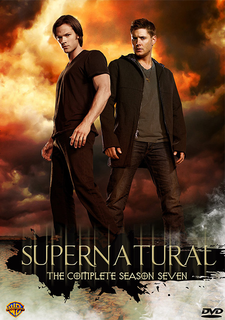 Supernatural Season 7 / ล่าปริศนาเหนือโลก ปี 7 / 6 แผ่น DVD (บรรยายไทย)