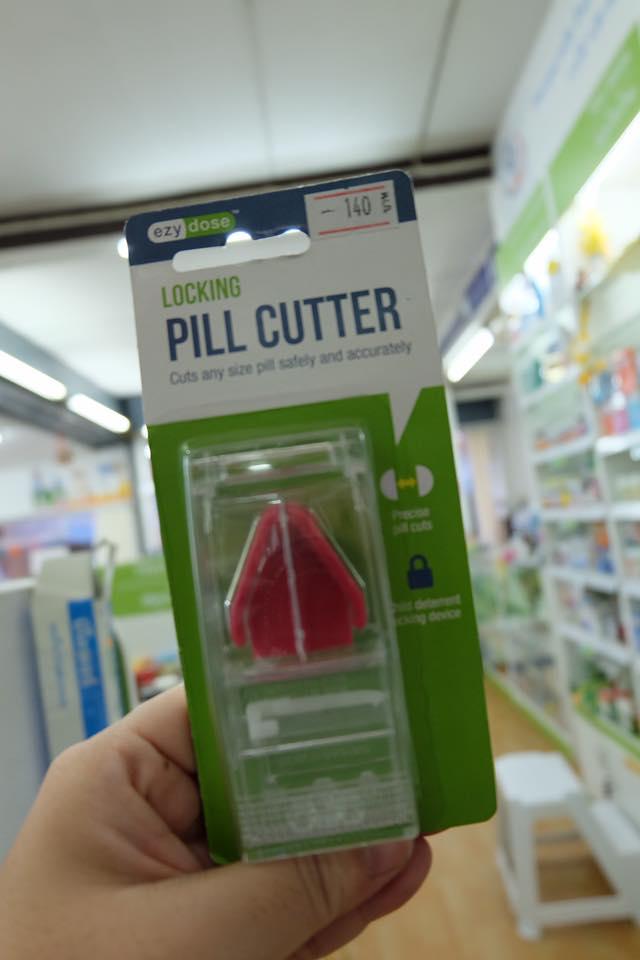 ที่ตัดเม็ดยา PILL CUTTER