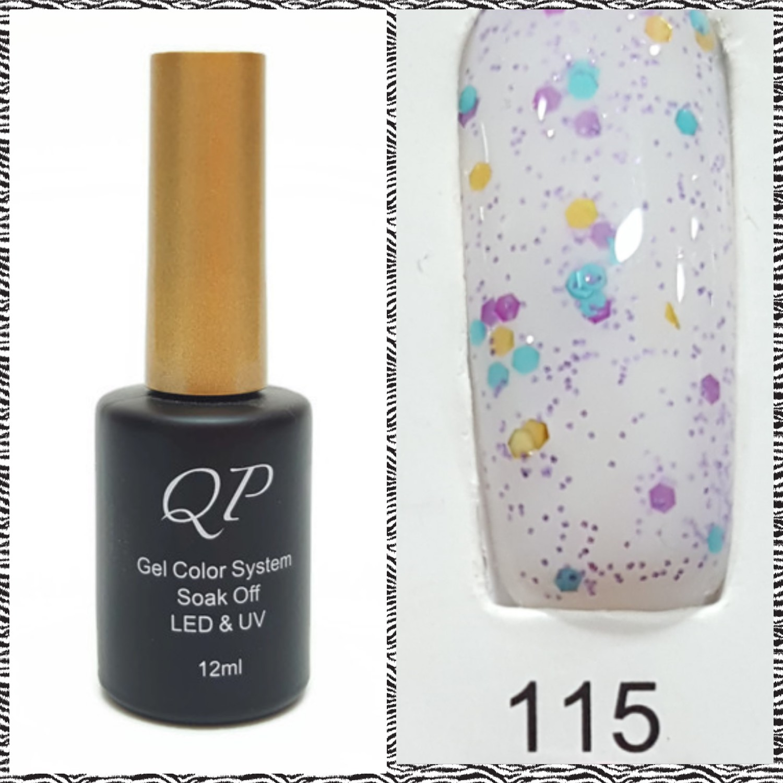 สีเจล QP 12ml. #115