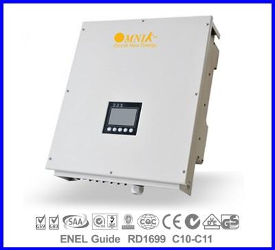 อินเวอร์เตอร์ โซล่าเซลล์ Solar Inverter Omniksol-20k-TL PV-Generate Power 21200W เทคโนโลยีจากประเทศเยอรมนี(สินค้า Pre-Order)
