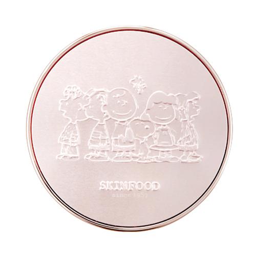 หยุดผลิตคะ SKINFOOD Royal Honey Cover Bounce Cushion SPF50+ PA+++ 15g [Snoopy Limited Edition]