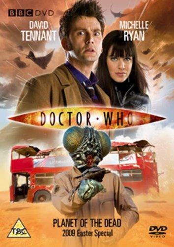 Doctor Who Special: Planet of the Dead & Voyard of the Damned / ด๊อกเตอร์ฮู กู้วิกฤตจักรวาล ภาคพิเศษ ผ่ามิติหลุมจักรวาล และ หยุดแผนระเบิดเวลา / 1 แผ่น DVD (พากษ์ไทย+บรรยายไทย)