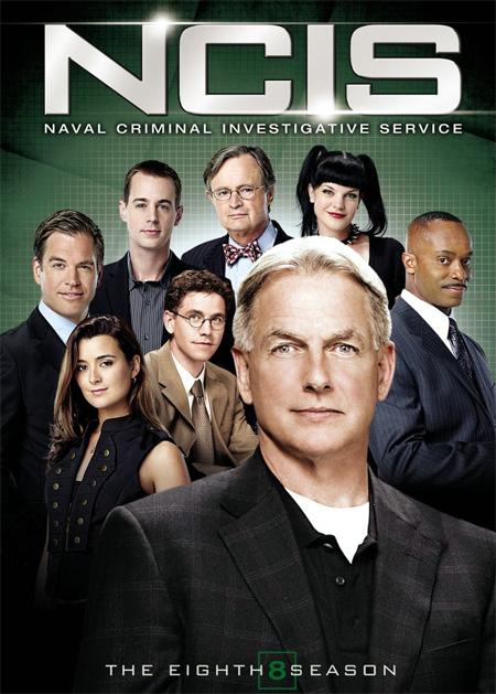 NCIS: Naval Criminal Investigative Service Season 8 / เอ็นซีไอเอส หน่วยสืบสวนแห่งนาวิกโยธิน ปี 8 / 6 แผ่น DVD (บรรยายไทย)