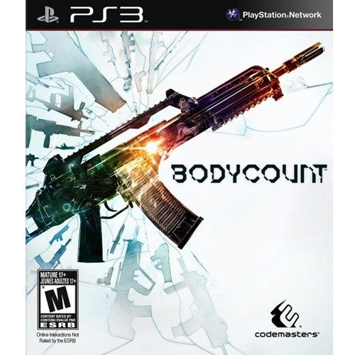 PS3: Bodycount (Z2) [ส่งฟรี EMS]