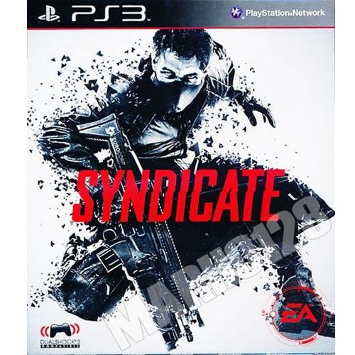 PS3: Syndicate (Z3) [ส่งฟรี EMS]