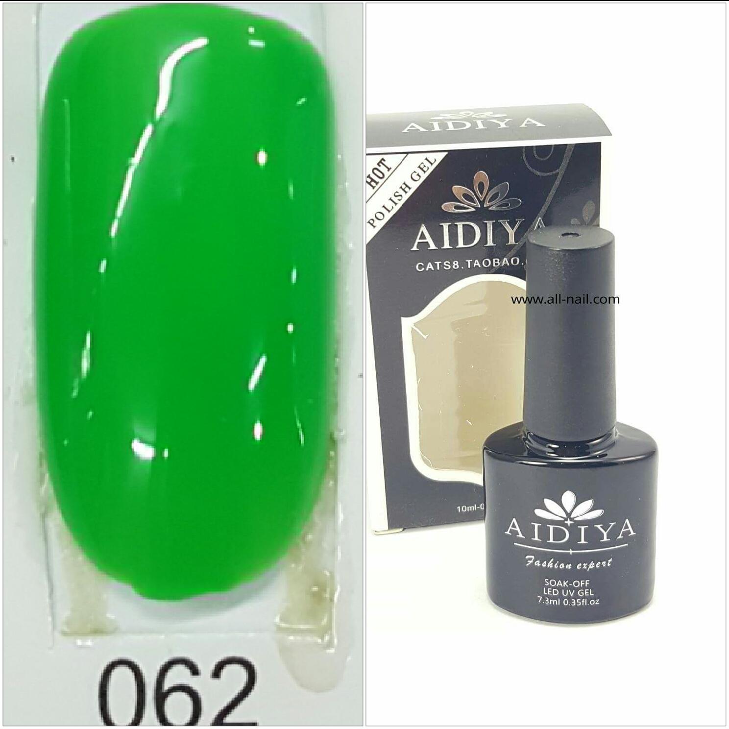 สีเจลทาเล็บ AIDIYA #062