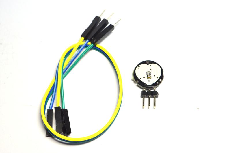 Sensor วัดชีพจร ตรวจจับชีพจรการเต้นของหัวใจ Pulse Sensor Amped สำหรับ Arduino