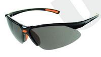 แว่นตาเซฟตี้ เลนส์ดำปรอท ทรงสปอร์ต Yamada YS-312