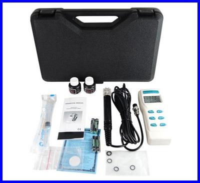 เครื่องวัดออกซิเจนในน้ำ ดีโอมิเตอร์ Professional Dissolved Oxygen DO Meter (สินค้าPre Order 2 สัปดาห์)