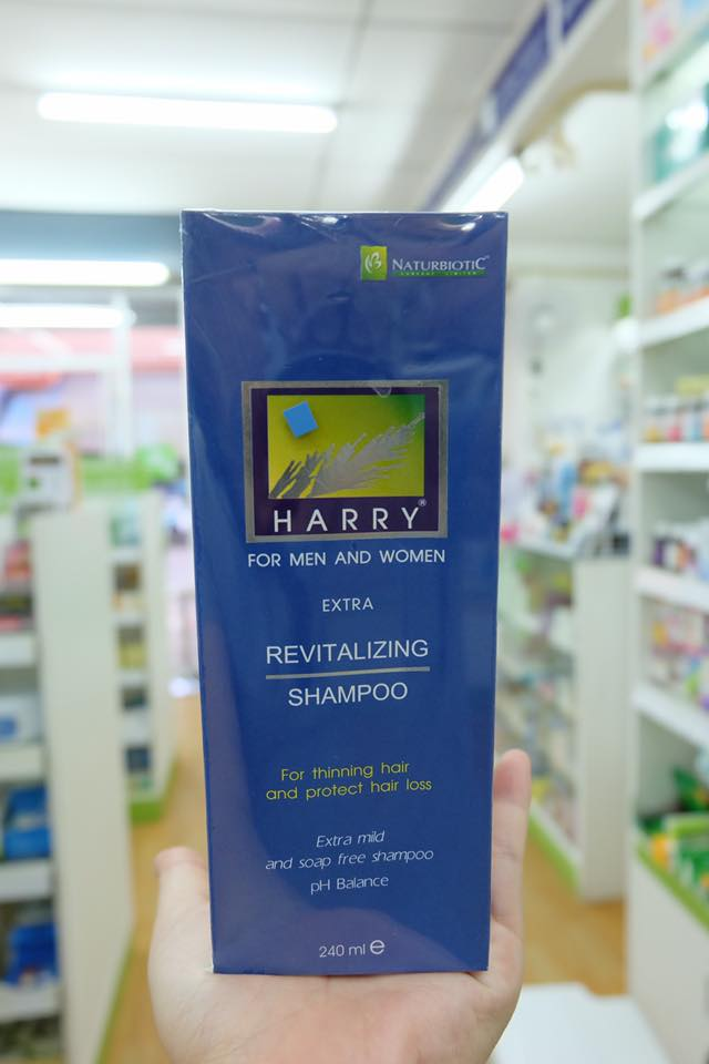 Harry shampoo extra 240 ml