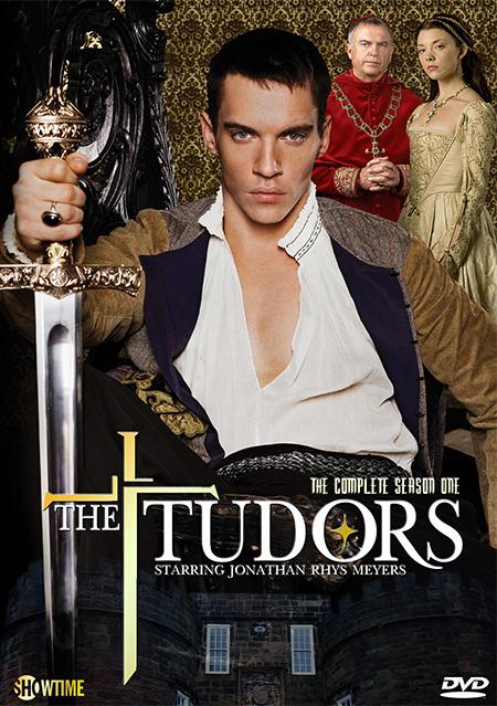 The Tudors Season 1 / เดอะ ทิวดอร์ส บัลลังก์รัก บัลลังก์เลือด ปี 1 / 3 แผ่น DVD (บรรยายไทย)