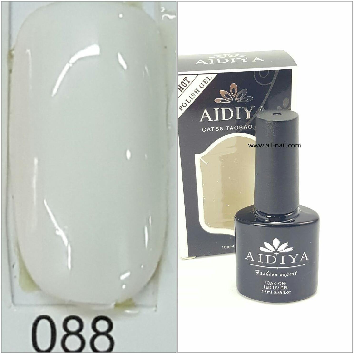 สีเจลทาเล็บ AIDIYA #088