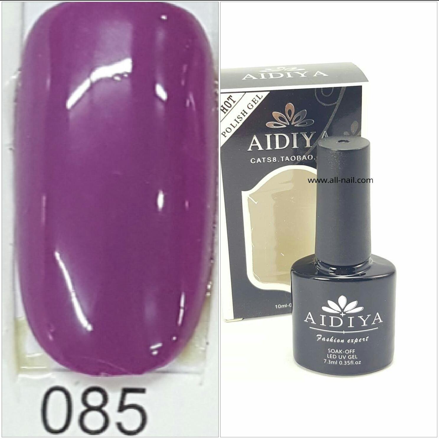 สีเจลทาเล็บ AIDIYA #085
